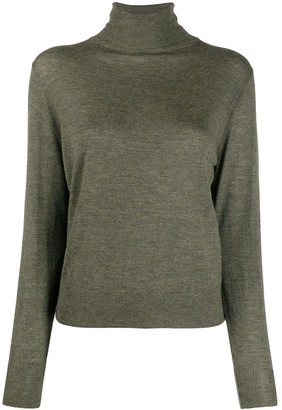 Nili Lotan Bella roll-neck jumper