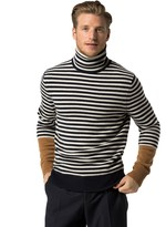 Tommy Hilfiger Edition Stripe Turtleneck Sweater