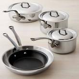 Mauviel M'Cook Onyx 8-Piece Cookware Set