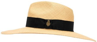 Christys London Jessica straw wide-brim panama hat