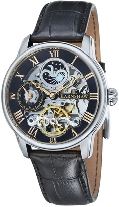 Thomas Earnshaw ES-8006-04 Skeleton Longtitude Men Watch