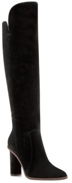 Vince Camuto Women's Palley Over-The-Knee Boots Women's Shoes