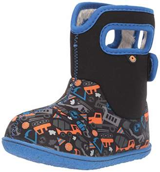 Bogs Baby Waterproof Insulated Snow and Rain Boot for Boys and Girls