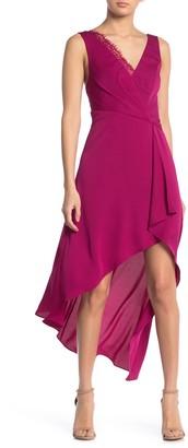 BCBGMAXAZRIA Eve Long Dress