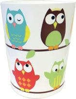 JCPenney Saturday Knight Owls Wastebasket