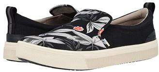 Toms TRVL LITE Slip-On (Navy Heritage Canvas) Men's Slip on Shoes