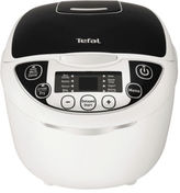 Tefal NEW RK705 Rice Cooker & Multicooker: Silver