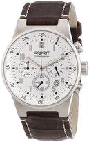 Esprit Men's ES000T31021 Leather Analog Quartz Watch