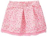 Gymboree Pink Panache Dot Tulle-Trim Skirt - Infant & Toddler