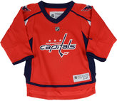 Reebok Boys' Washington Capitals Replica Jersey