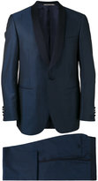 Canali evening suit - men - Cupro/Mohair/Wool - 48