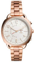 Fossil Q Accomplice Rose Gold Tone Hy