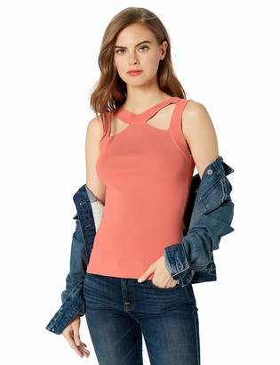 Bailey 44 Women's Cerebral Sweater Top with Cutouts
