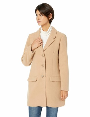 BB Dakota Women's Whiskey Business Twill Coat