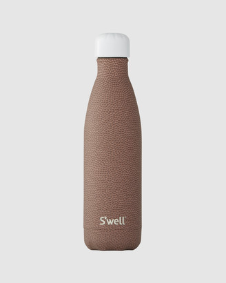 Swell Brown Water Bottles - Insulated Bottle Skin in the Game Collection 500ml Touchdown - Size One Size at The Iconic