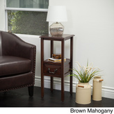 Christopher Knight Home Rivera Acacia Wood Accent Table