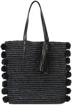 Loeffler Randall woven tote - women - Nappa Leather - One Size