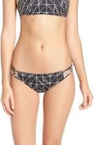 Dolce Vita Women's Beaded Bikini Bottoms