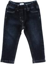 Il Gufo Denim pants - Item 42586105
