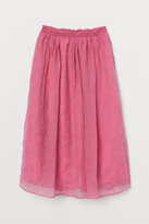 Thumbnail for your product : H&M Lyocell-blend skirt