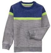 Crazy 8 Colorblock Sweater