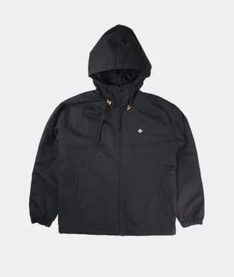 Coach Magenta - Burgundy Cotton Heavy Hooded XL - Black