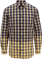 Bleached Check John Shirt