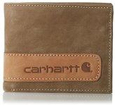 Carhartt Men's Twotone Billfold Wallet