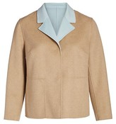 Thumbnail for your product : Lafayette 148 New York, Plus Size Reversible Andover Jacket