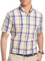 Izod Seaside Poplin Woven Shirt