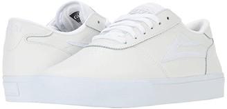 Lakai Manchester (Black Suede 2) Men's Shoes