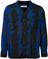 Monkey Time Floral Print Shirt