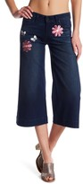 Genetic Los Angeles Leah Embellished Flared Culottes