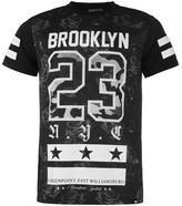Fabric Number T Shirt Mens
