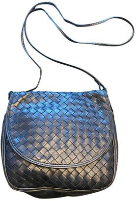 Colombo Blue Leather Handbags