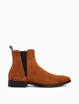 Calvin Klein Rusty Suede Boot