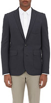 Kolor MEN'S WOOL HOPSACK TWO-BUTTON SPORTCOAT
