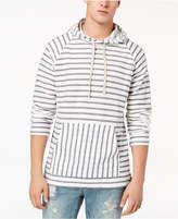 American Rag Men's Striped Tonal Hoodie, Created for Macy's