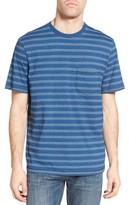 True Grit Men's Stripe T-Shirt