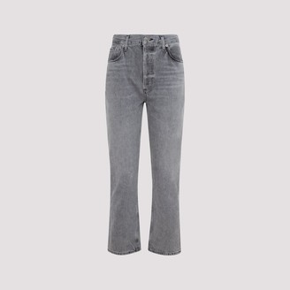 AGOLDE Riley Cropped Jeans
