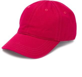 Lacoste Kids basic baseball cap