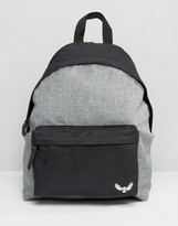 Brave Soul Bravesoul Backpack with Contrast Pocket