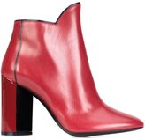 Pierre Hardy 'Belle' boots - women - Calf Leather/Leather - 36