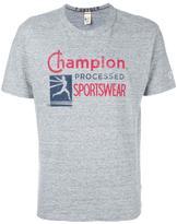 Champion logo print T-shirt - men - Cotton - L