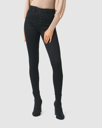 Forever New Heidi High Rise Ankle Grazer Jeans