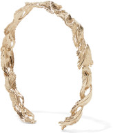 Valentino Gold-plated headband