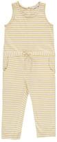 Babe & Tess Sale - Striped Jumpsuit