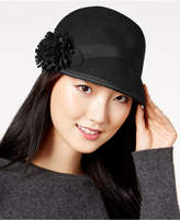 Nine West Flower Felt Cap