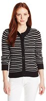 Pendleton Women's Petite Kenna Cardigan Sweater