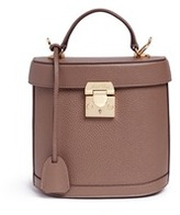 Mark Cross 'Benchley' binocular saffiano leather bag